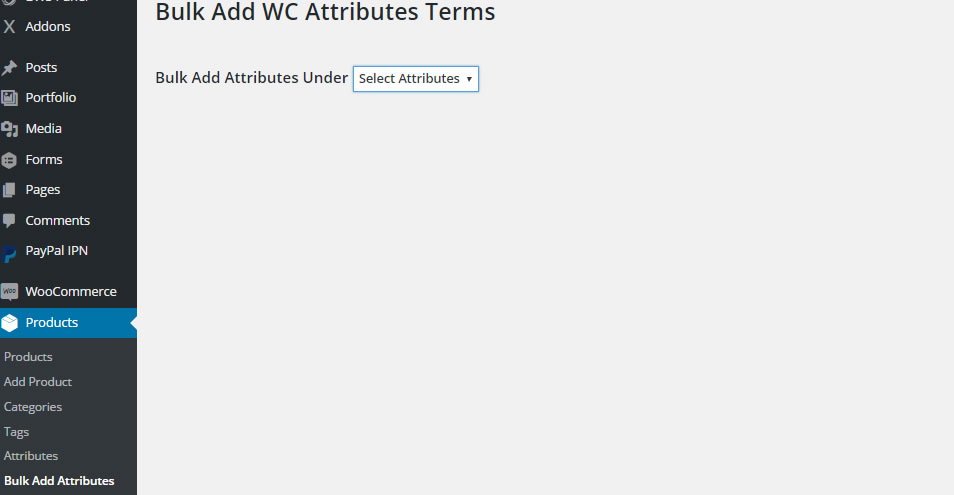 How To Import Bulk WooCommerce Attributes